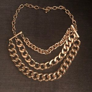 Jewelry - 3 Tiered chain necklace